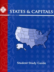 States & Capitals - Student Guide