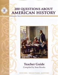 200 Questions About American History - Teacher Guide
