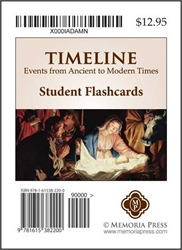 Timeline - Flashcards