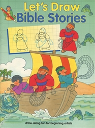 Let's Draw Bible Stories