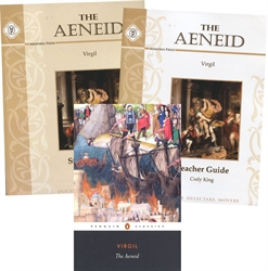 Aeneid - Memoria Press Package