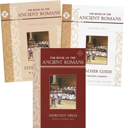 Book of the Ancient Romans - MP Curriculum Package