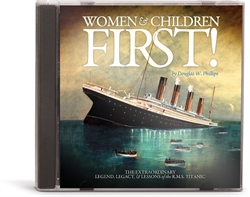 Women and Children First - CD