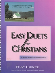 Easy Duets for Christians