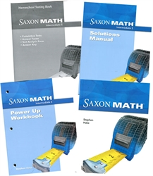 Saxon Math 65 - Tests and Worksheets - Exodus Books