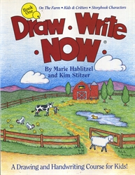 Draw Write Now Book 1