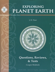 Exploring Planet Earth - Questions, Reviews, & Tests
