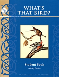 What's That Bird? - Student Study Guide