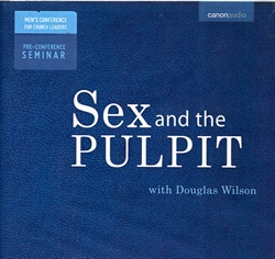 Sex and the Pulpit - CD Set