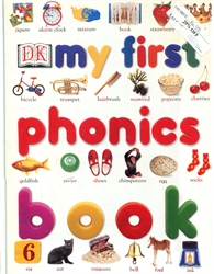 DK My First Phonics Book
