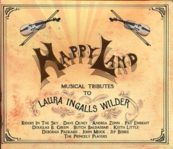 Happy Land CD (Pa's Fiddle Recordings)