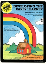 Developing the Early Learner Level 2