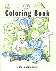 Parables - Coloring Book