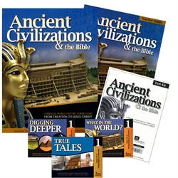 Ancient Civilizations & the Bible - Curriculum Package