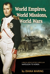 World Empires, World Missions, World Wars - Student Text - Exodus Books