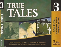 World Empires, World Missions, World Wars - True Tales CDs