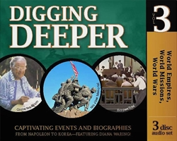 World Empires, World Missions, World Wars - Digging Deeper CDs