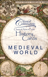 Classical Conversations Medieval World - History Cards