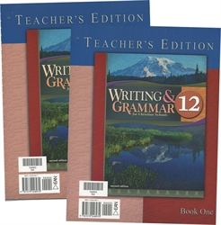 Writing & Grammar 12 - Teacher Edition (old)