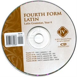Fourth Form Latin - Pronunciation CD