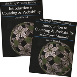 Art of Problem Solving Introduction to Counting & Probability - Text & Solutions Manual
