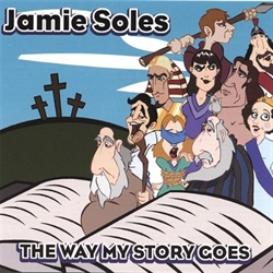 Jamie Soles CD - Way My Story Goes
