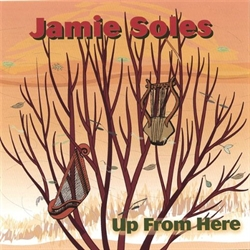 Jamie Soles CD - Up From Here
