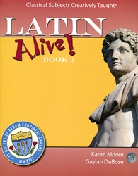 Latin Alive! Book 3