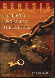 Genesis: The Key to Reclaiming the Culture - DVD