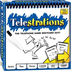 Telestrations - 8 Player Party Game