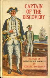 Captain of the Discovery