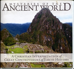 Mysteries of the Ancient World - CD Set