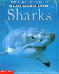Usborne Discovery Internet-Linked Sharks