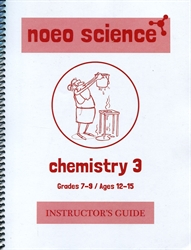 Noeo Chemistry 3 - Instructor's Guide