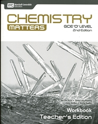 Chemistry Matters - Workbook Teacher's Edition