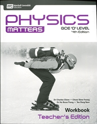 Physics Matters - Workbook Teacher's Edition