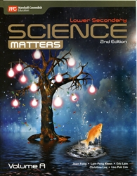 Lower Secondary Science Matters Level A - Textbook