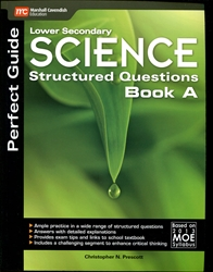 Lower Secondary Science Level A - Structured Questions