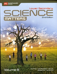 Lower Secondary Science Matters Level B - Textbook