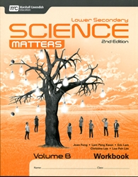 Lower Secondary Science Matters Level B - Workbook