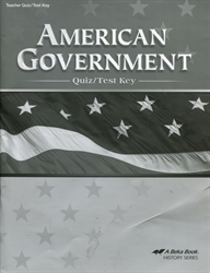 American Government - Test/Quiz Key