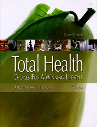 Total Health (HS) - Textbook - Exodus Books
