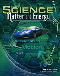 Science: Matter and Energy - Textbook