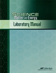 Science: Matter and Energy - Labratory Manual