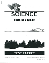 Science: Earth & Space - CLP Tests