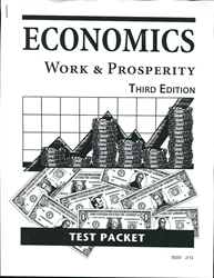 Economics: Work and Prosperity - CLP Tests