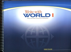 Write with World 1 - Parent/Teacher Book