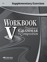 Supplementary Exercises for Workbook V