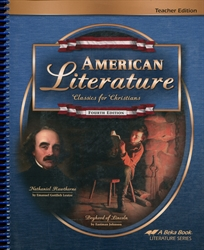 American Literature - Teacher Guide with Lesson Plans