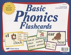 Basic Phonics Flashcards - K5 - 3 (old)